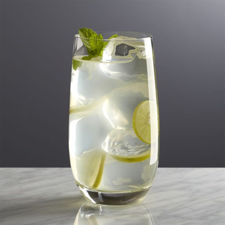 Shop Oregon Highball Glass.  A great addition to our popular Oregon stemware, the double old-fashined and highball glasses are machine-made using the latest technology to resemble the quality of handblown glassware at an everyday price.