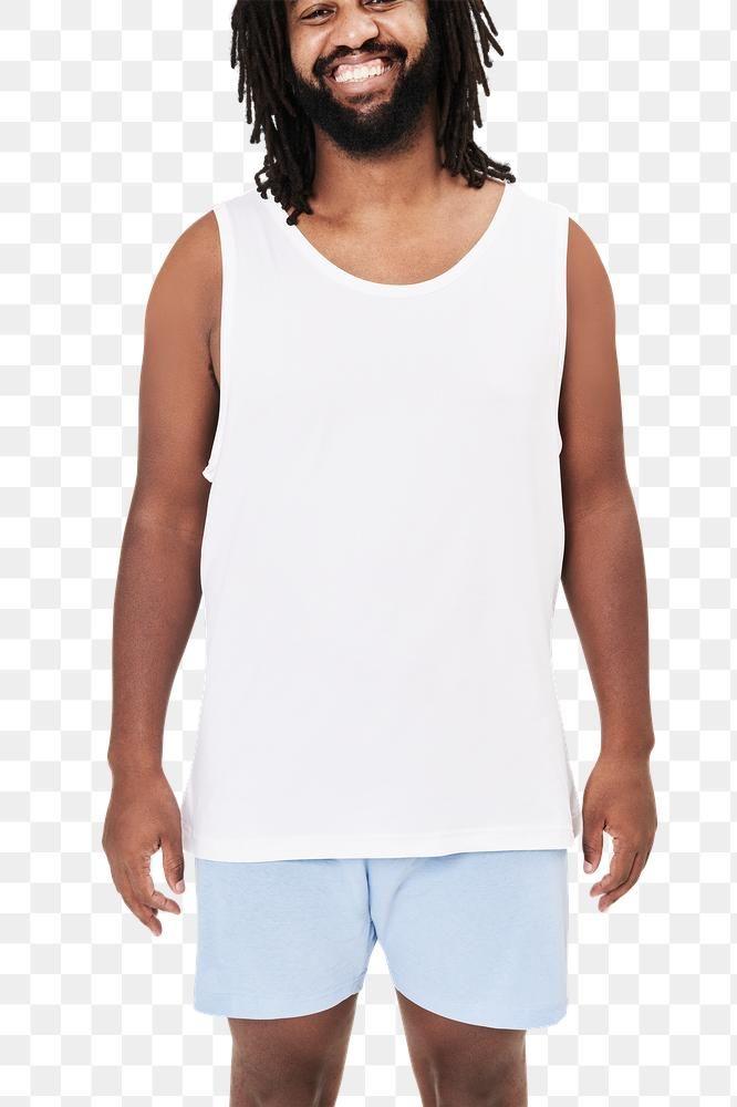 Png Men 39 S Fashion White Tank Top Pajamas Mockup Studio Shot Free Image By Rawpixel Com Teddy Rawpixel Mens Fashion White White Tank Top White Tank