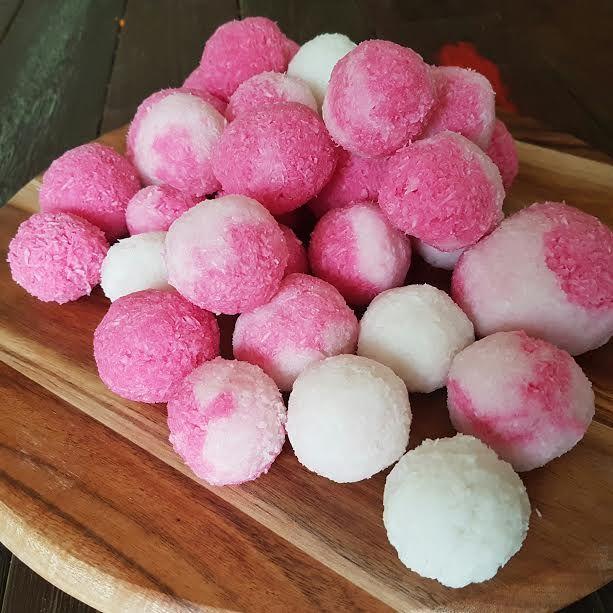 Coconut Ice Balls