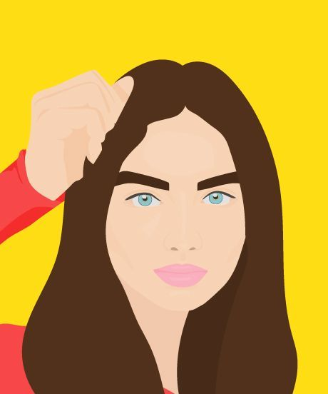 How to get rid of dry scalp — for GOOD