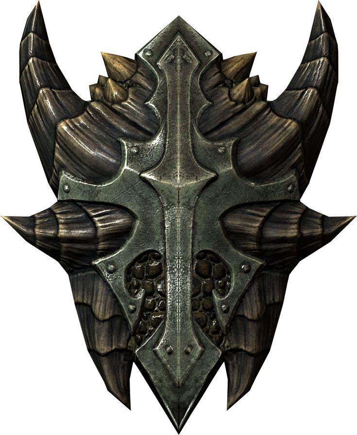 dragonscale shield | Dragonscale Shield - The Elder Scrolls Wiki
