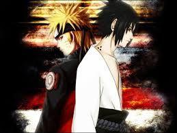 Resultado de imagem para naruto e sasuke