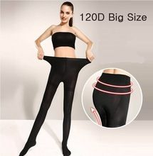 3 unids 120D tamaño Grande de fibra de bambú de la Mujer de Pie Completo Atractivas Largas Medias Medias Panti Panties Ventas Al Por Mayor El Envío Libre velet(China (Mainland))