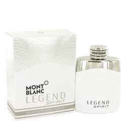 Montblanc Legend Spirit Eau De Toilette Spray By Mont Blanc