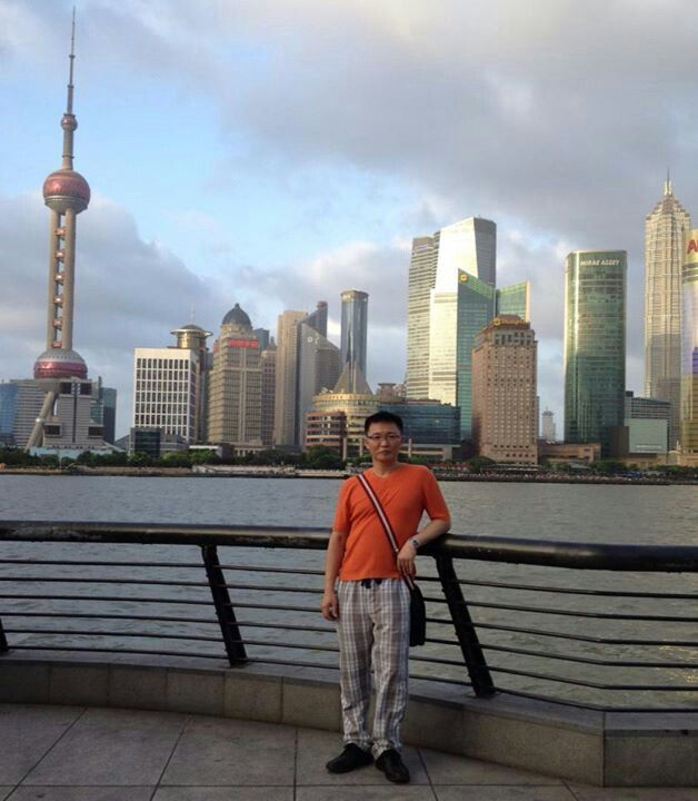 Famous Waitan @ Bund, Shanghai / 2013.07.15