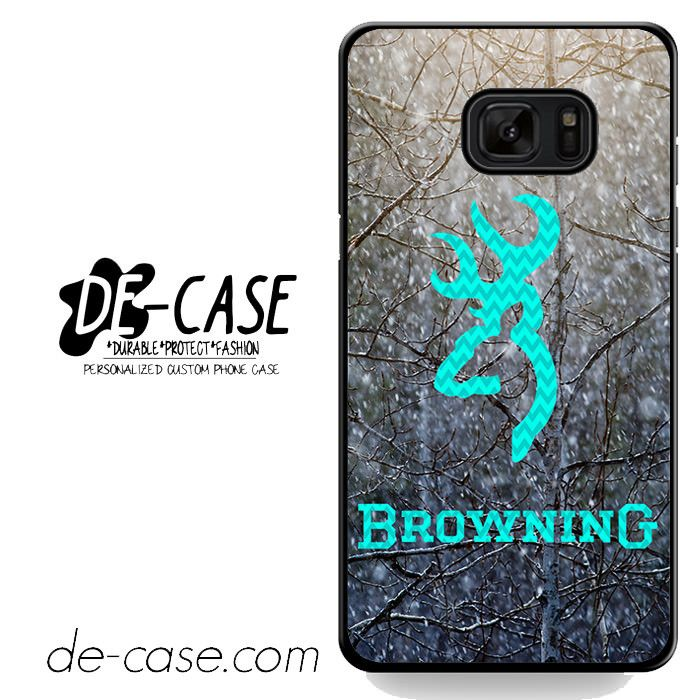 Browning Deer With Flag Name DEAL-2149 Samsung Phonecase Cover For Samsung Galaxy Note 7