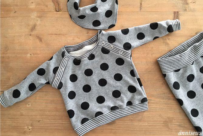 Babyset * Freebook meets favorite pants *