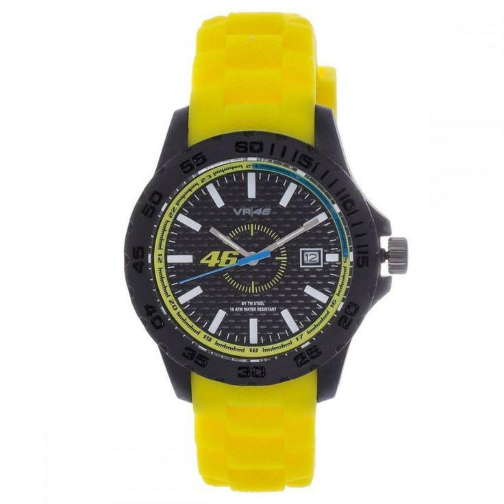 VR46 Watch giallo Valentino Rossi