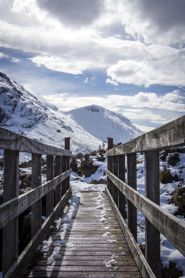 Photograph Help yourself by Renaud Branciard on 500pxDevil's Staircase - Glencoe in Scotland.