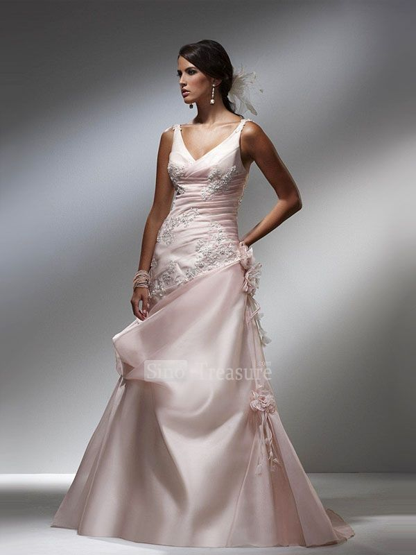 Pink Informal Wedding Dresses : Zoot suit era wedding dresses candy bar african