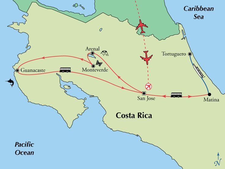 Touring Costa Rica On A Budget