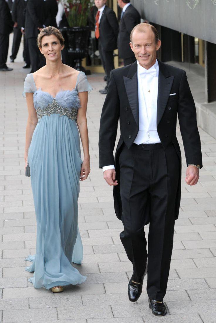 Principe Kyrill y Rosario Nadal