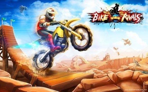 Bike Rivals APK v1.5.2 (Bikes Unlocked/Mod Fuel) - Android Game