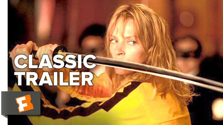 Kill Bill: Vol. 1 (2003) Official Trailer - Uma Thurman, Lucy Liu Action...