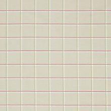 Buy John Lewis Meadow Check Curtain, Pink / Sage Online at johnlewis.com