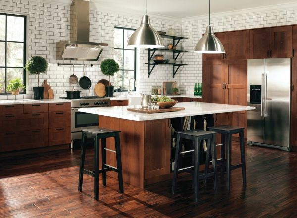 Top 10 Ikea Kitchen Design Tips Brown Cabinets
