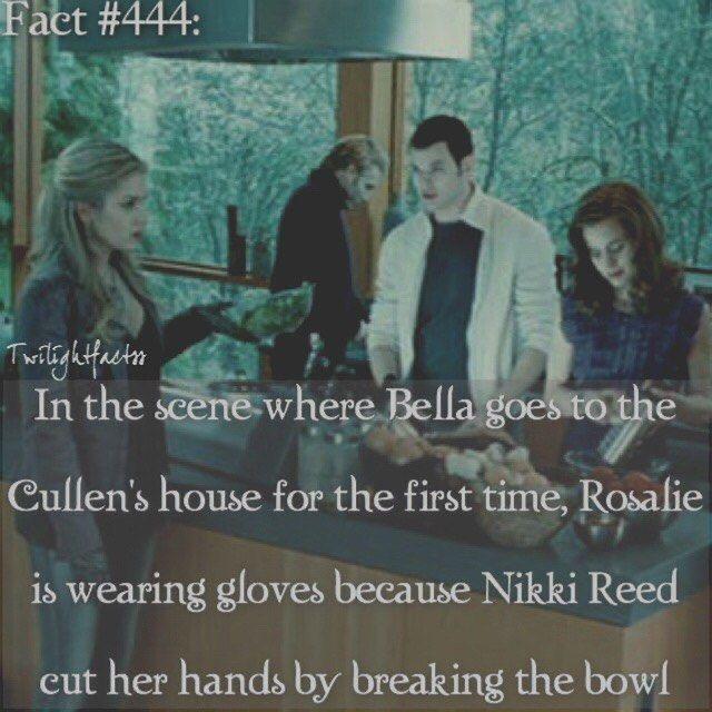 Nikki Reed In 2020 Twilight Facts Twilight Film Twilight Quotes