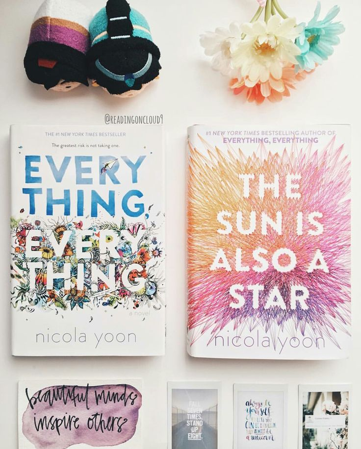 nicola yoon covers by readingoncloud9
