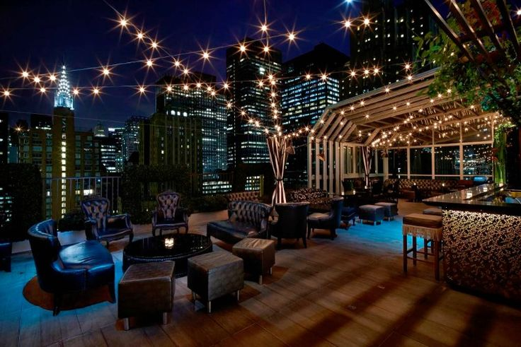 Upstairs at the Kimberly-ROOFTOP YEAR ROUND (145 East 50th St)