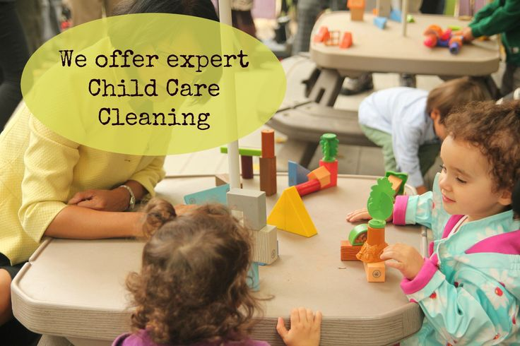 Child care facilities are cleaned thoroughly to prevent occurrence or spread of diseases since children are vulnerable with bacteria, virus and fungal infections. Call us now : 1800 477 000 & (03) 95 477 477