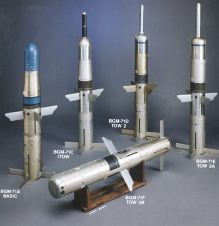 Raytheon BGM-71 TOW