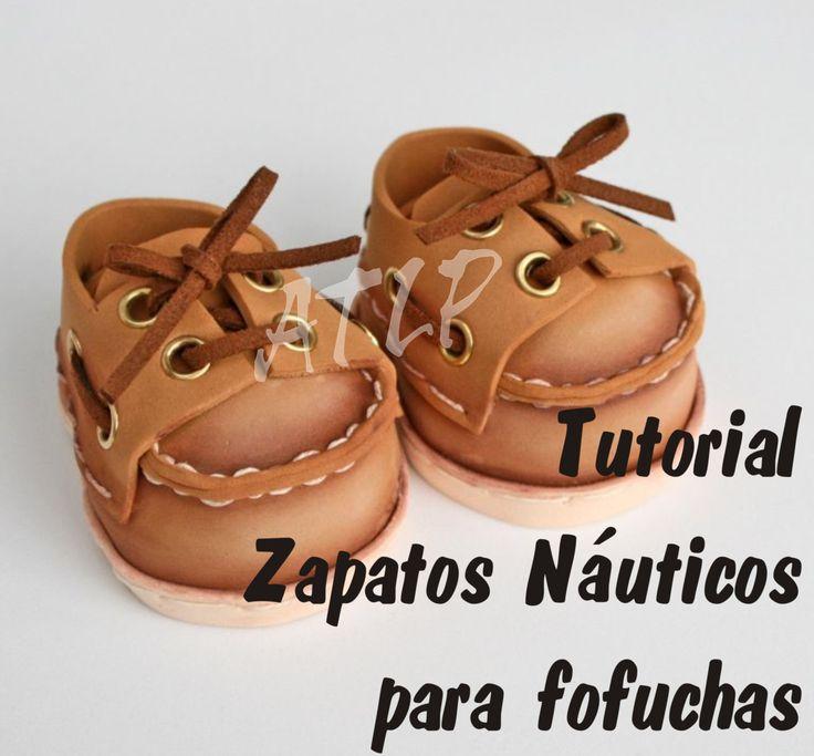 Zapatos de Goma EVA para fofuchas