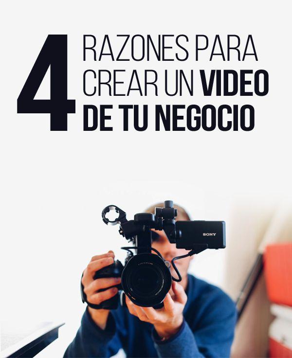 Razones para crear un video corporativo | #Audiovisual #Video #VideoCorporativo…