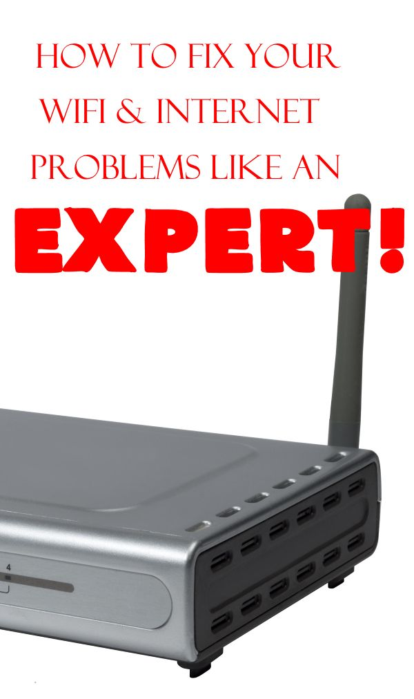 How to Fix Your WiFi and Internet Problems Like a Boss! [Infographic]
