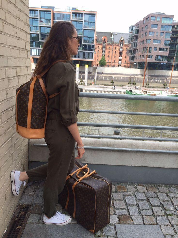 Travel around the world <3 Louis Vuitton Randonnée Louis Vuitton Sirius