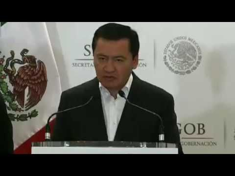 Se agotó el tiempo, advierte Osorio Chong a la CNTE
