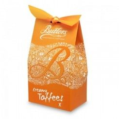 Father's Day Gift Ideas - Butlers Chocolate Creamy Toffees ♥