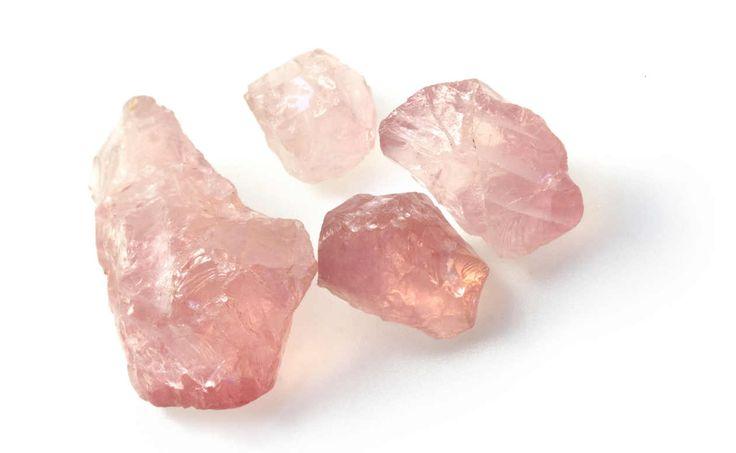 Gemoterapia: las propiedades del cuarzo rosa
