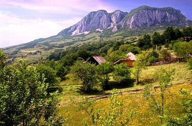 Apuseni Mountains Pictures - Romanian Western Carpathians