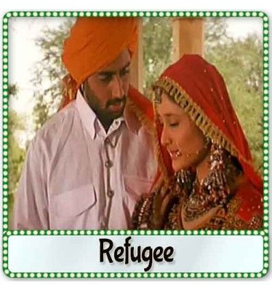 http://hindisongskaraoke.com/all-karaoke/3768-taal-pe-jab-refugee-mp3-format.html  High quality MP3 karaoke track Taal Pe Jab from Movie Refugee and is sung by Sonu Nigam, Alka Yagnik and composed by Anu Malik
