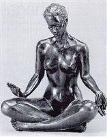 Méditation by Marie-Paule Deville-Chabrolle