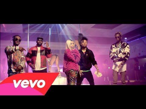 "JESSIE SPENCER: Rae Sremmurd featuring Nicki Minaj and Young Thug - ""Throw Sum Mo"" (Official Music Video)"