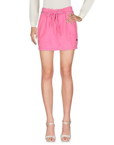 PEPE JEANS Women's Mini skirt Fuchsia XS INT