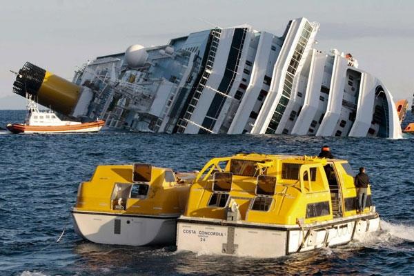vacation gone wrong Italian cruises, Biggest cruise ship