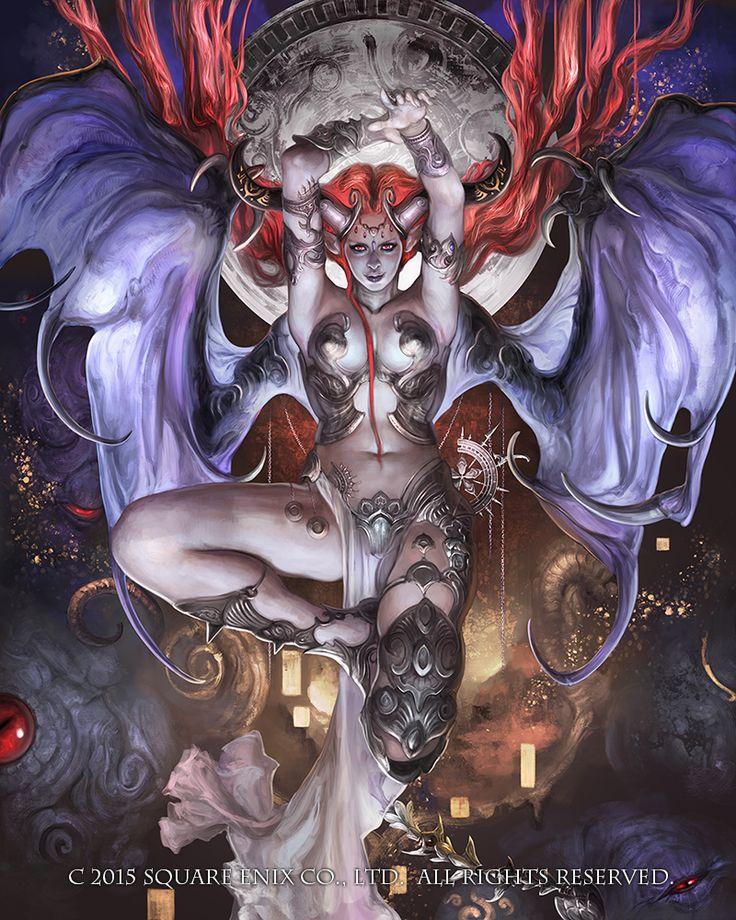 Erotic final fantasy art