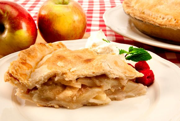 Best-Ever Apple Pie recipe