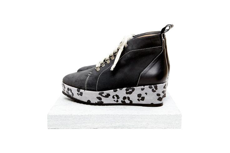 Terhi Pölkki Climber Lace-Up Boot