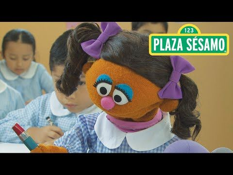 3rd/ 4th/5th--Show in 3 parts---Plaza Sésamo: Gaby y su primer día de clases - YouTube