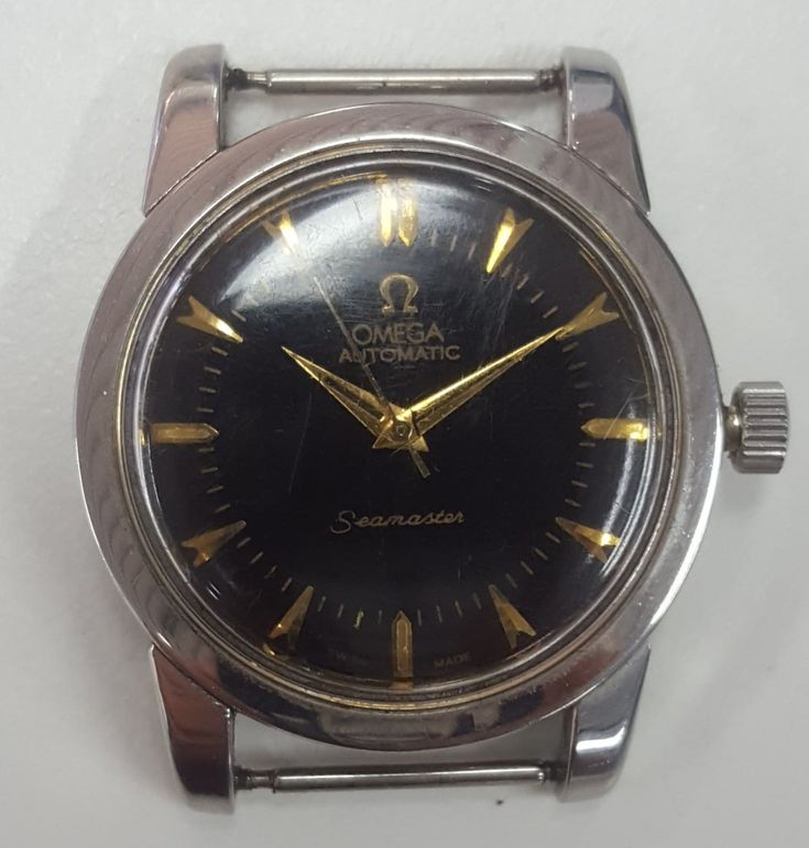 [Omega Seamaster] 1950s cal354 via /r/Watches