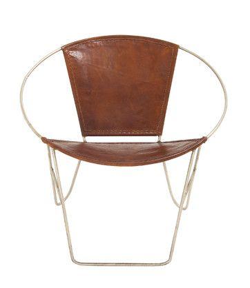 Metal Leather Papasan Chair Homes Decor Papasan