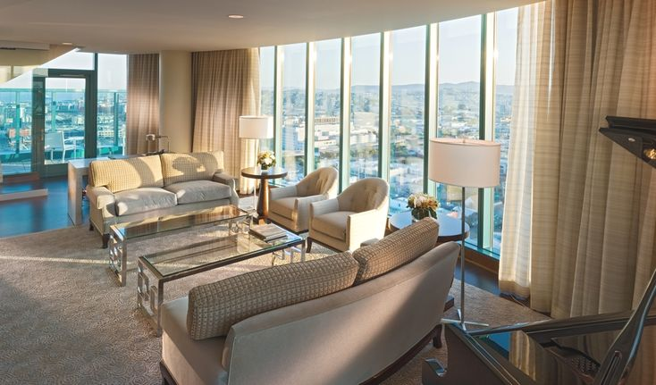 Hotel DT SF::::: Hotel review: The InterContinental Hotel San Francisco - Adelto
