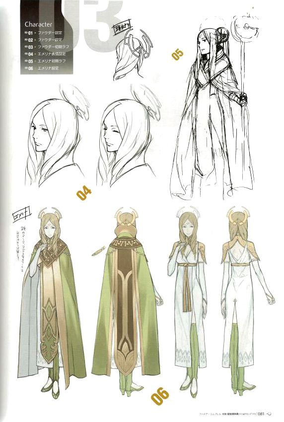 Fire Emblem: Awakening - Concept Art ✤ || CHARACTER DESIGN REFERENCES | キャラクターデザイン | çizgi film • Find more at https://www.facebook.com/CharacterDesignReferences & http://www.pinterest.com/characterdesigh if you're looking for: bandes dessinées, dessin animé #animation #banda #desenhada #toons #manga #BD #historieta #sketch #how #to #draw #strip #fumetto #settei #fumetti #manhwa #anime #cartoni #animati #comics #cartoon || ✤