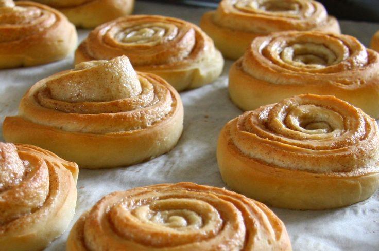 Cinnamon roll # Rotolini alla cannella