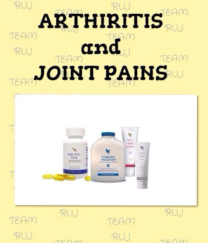 Suffering from arthritis n joint pains inbox me for more info