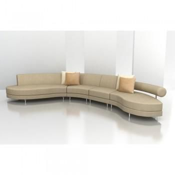 50 best Sofas images on Pinterest Canapes, Furniture and Living - contemporary curved sofa