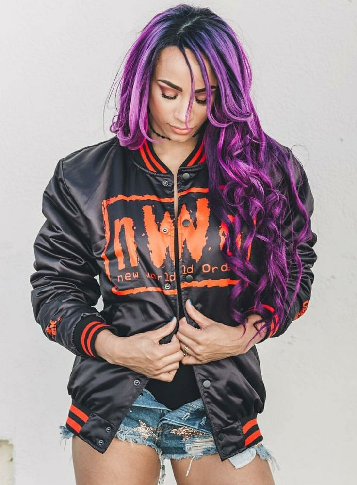 Sasha Banks Nwo Wwe Divas Tna Wcw Ecw Wwe Sasha Banks-6421